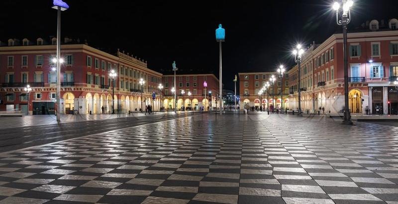 Le couvre feu du maire de Nice examiné ce lundi par le tribunal administratif