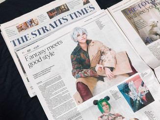 THE STRAITS TIMES | 2020