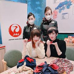 JRCAFE x JAL   2021