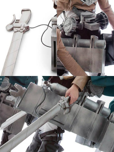 Attack on Titan | 3D Manuever Gear