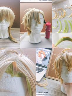 Hypnosismic | Hifumi wig