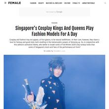 FEMALE SINGAPORE | 2020