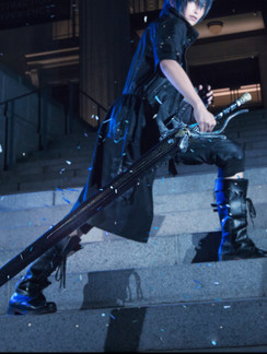 Final Fantasy XV   Sword of the Father