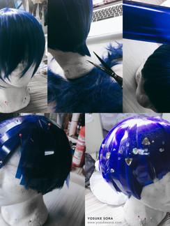 Houseki no Kuni | Phosphophyllite wig