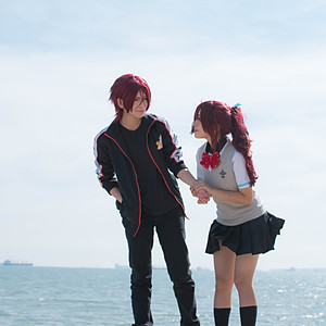 FREE! | Rin and Gou