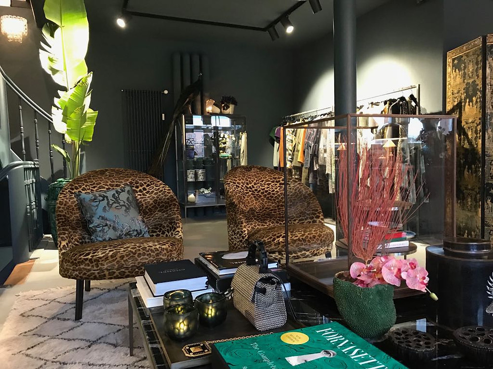 NEW DRESSUP CONCEPT STORE IN BASEL