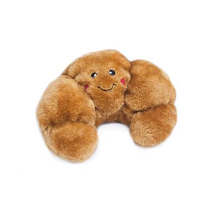 NomNomz Croissant Dog Toy