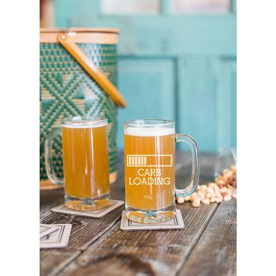 16 oz Beer Mug - Carb Loading