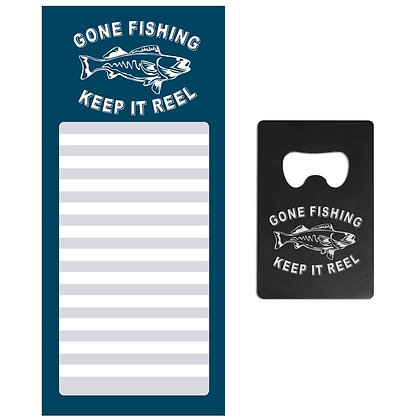 Gone Fishing Gift Set