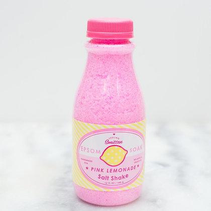 Pink Lemonade Bath Soak