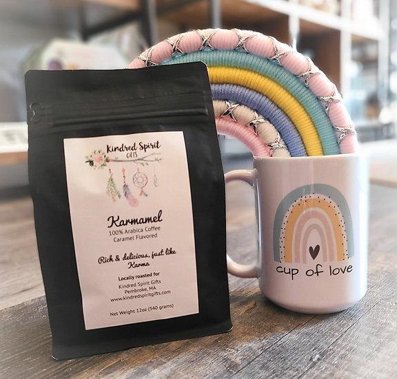 Karmamel - 12 oz Coffee (Ground)