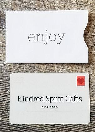 KSG Gift Card -$25 $50 $100