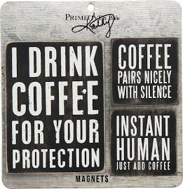 Magnet Set - Coffee