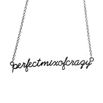 Necklace - Perfect Mix of Crazy