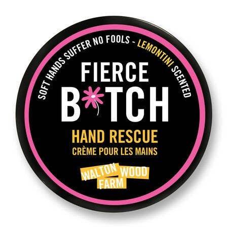 Hand rescue - Fierce B*tch 4oz
