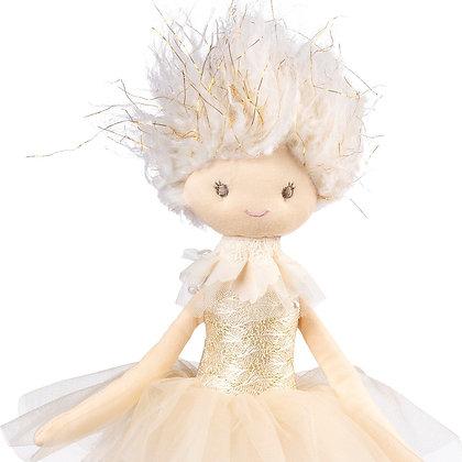 Doll - Ballerina Ivory