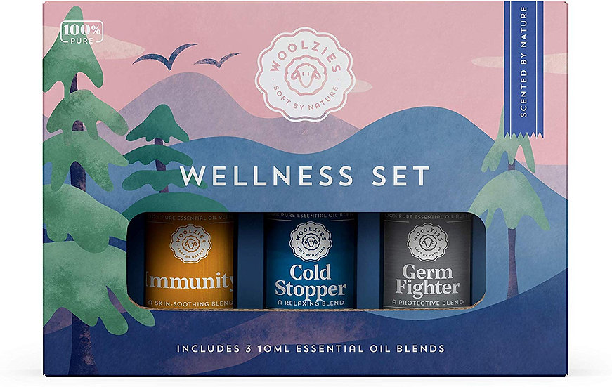 Wellness Essential Oil Collection