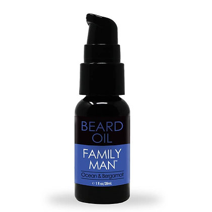 Family Man Beard Oil