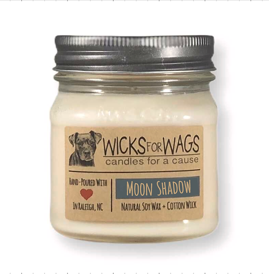 Soy Candle  - Moon Shadow