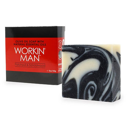 Workin' Man Soap