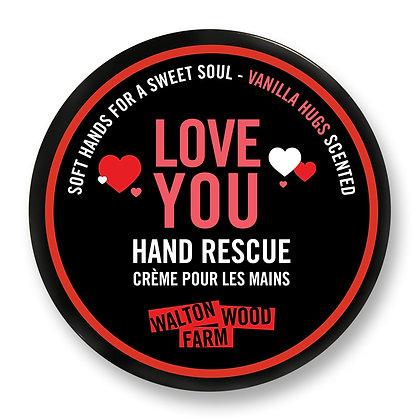 Love You Hand Rescue - 4 oz