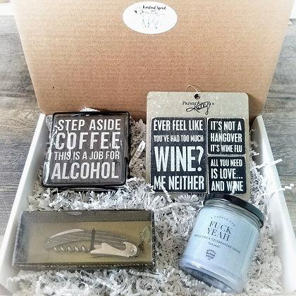 Gift Box - Wine Flu