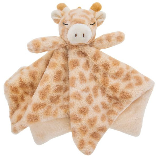Animal Security Blankie -Giraffe