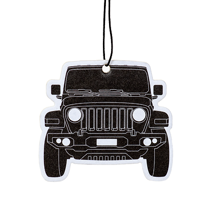 Air Freshener - Jeep - Green Tea Scent