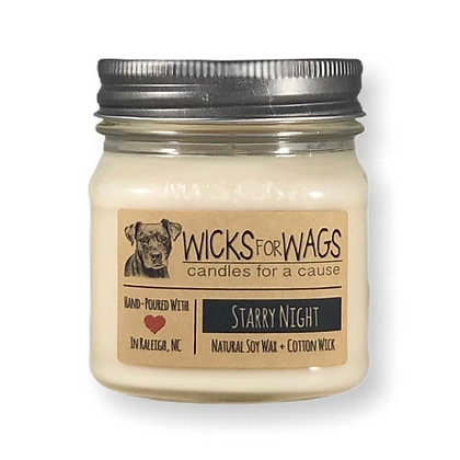 Soy Candle - Starry Night