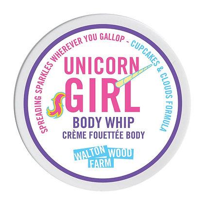 Unicorn Girl Body Whip - 4 oz