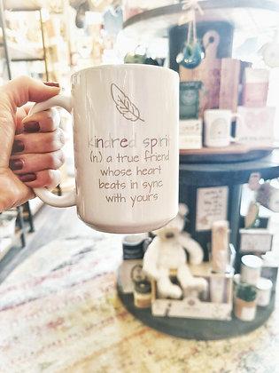 Mug - Kindred Spirit 15 oz