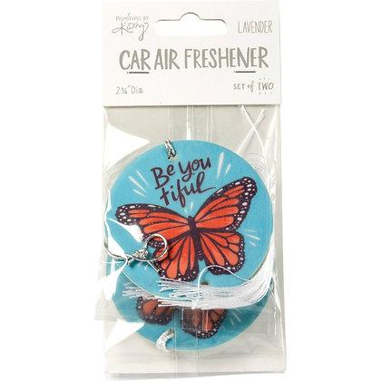 Air Freshener - Be You Tiful