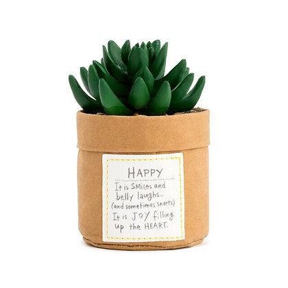 Plant Kindness - Happy