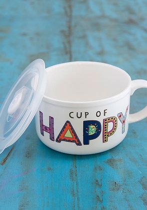 Soup Mug - Cup of Happy