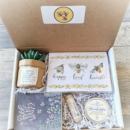 Gift Box - Bee Happy