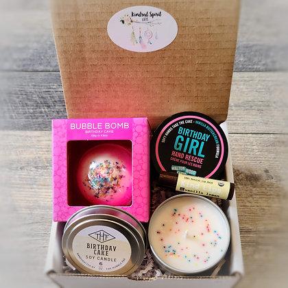 Gift Box - Birthday Girl