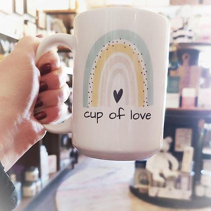 Mug - Cup of Love 15 oz