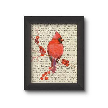 Cardinal 5X7