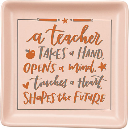 Trinket Tray - Teacher