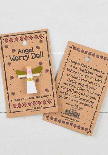 Angel Worry Doll