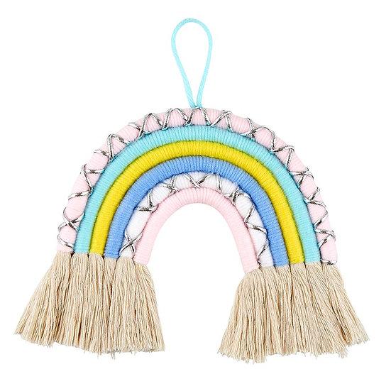 Macrame Rainbow - Pastel