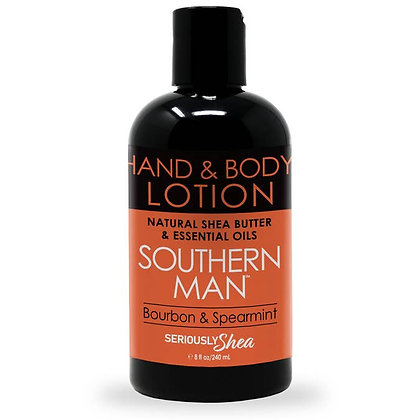 Southern Man Hand & Body Lotion
