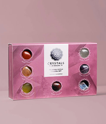 The Natural Crystals Chakra Collection