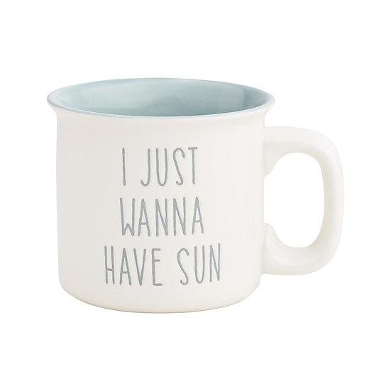 Mug - Just Wanna Have Sun