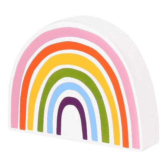 Rainbow Shelf Sitter