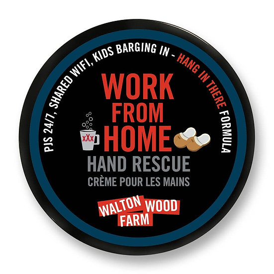 Work From Home Hand Rescue - 4 oz