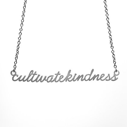 Necklace - Cultivate Kindness