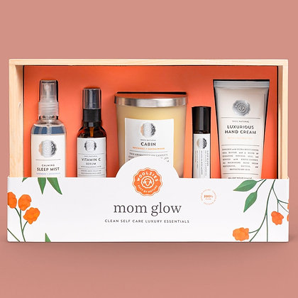 Woolzies Mom Glow Self Care Luxury Essentials