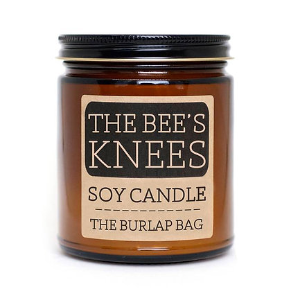 Soy Candle - The Bee's Knees 9 oz