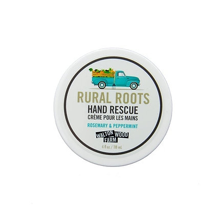 Rural Roots Hand Rescue - 4 oz